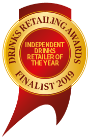 Winner of Drinks Retailing Award - 2019