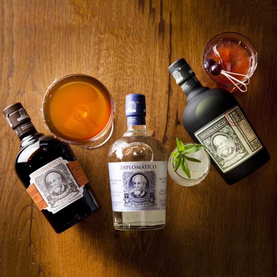 Diplomatico Rum Family